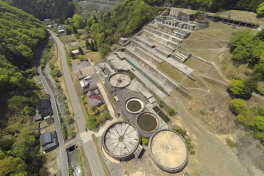 投稿者:前畑洋平さん<br>コメント:マルチコプターで空撮。空から見るとその巨大さがよくわかる。