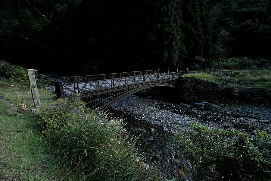 投稿者:前畑洋平さん<br>コメント:神子畑鋳鉄橋。和洋折衷で重厚感たっぷりの橋。