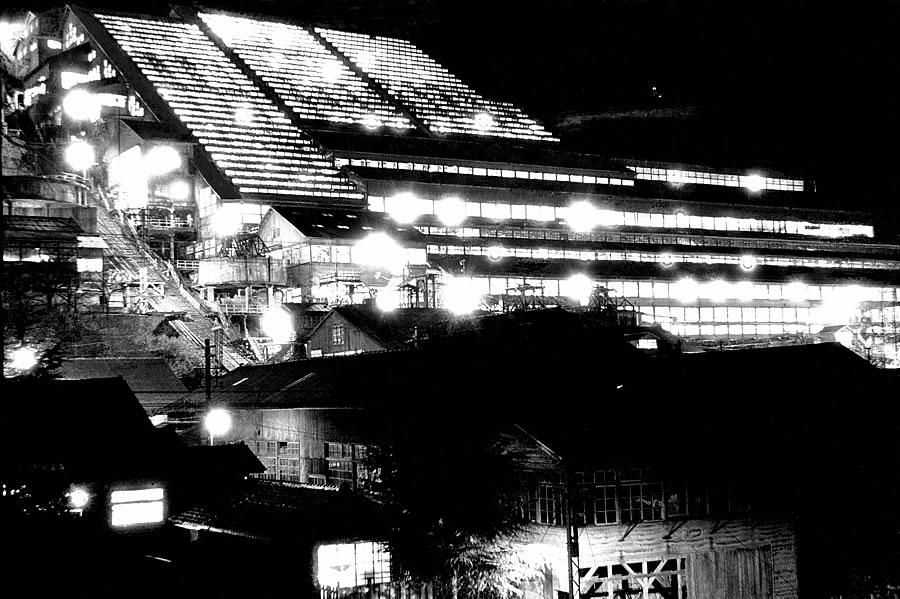 神子畑選鉱所オリジナルクリアファイル