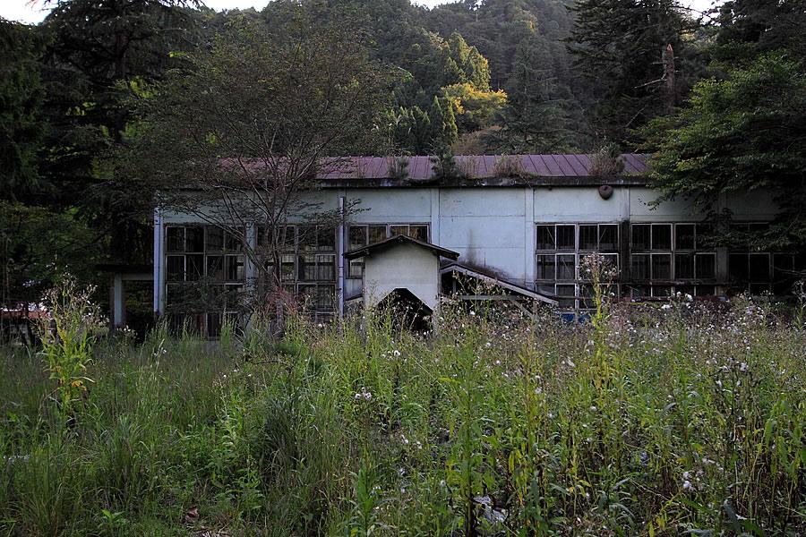 投稿者:前畑洋平さん<br>コメント:神子畑小学校跡。たくさんの想い出が詰まった場所だ。